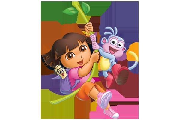 Multibrink | Dora a Aventureira